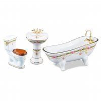 Victoria Bathroom Set 3PC