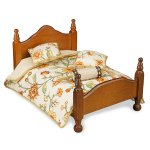 Yellow Bedspread Cover